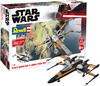 Revell - 1/78 - Star Wars - Poe's Boosted X-wing Fighter (Plastic Model Kit)