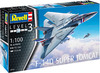 Revell - 1/100 - F-14D Super Tomcat (Plastic Model Kit)