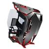 Antec Torque Mid-Tower ATX Gaming Chassis - Red/Black