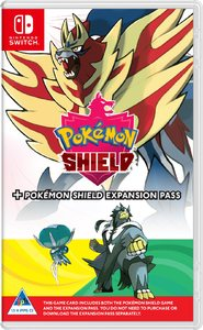 Pokémon Shield + Pokémon Shield Expansion Pass (Nintendo Switch)