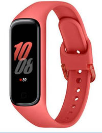Samsung Galaxy Fit2 Fitness Watch - Red - Cover