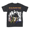 Rainbow - Difficult to Cure Mens T-Shirt - Black (X-Large)