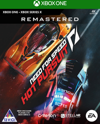 Need for Speed Hot Pursuit Remastered (Xbox One / Xbox Series X)