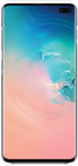 Samsung EF-KG975 Galaxy S10+ LED Back Cover - White