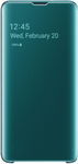 Samsung EF-ZG973 Galaxy S10 Clear View Cover - Green
