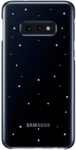 Samsung EF-KG970 Galaxy S10e LED Back Cover - Blue/Black