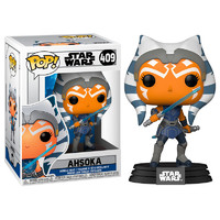 Funko Pop! Star Wars - Clone Wars - Ahsoka Pop Vinyl Figure - Cover