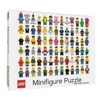 Lego Minifigure Puzzle (1000 Pieces)
