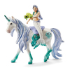 Schleich - Mermaid Riding On Sea Unicorn