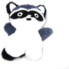 Dog Days - Racoon Plush Toy With Squeaker (17cm)