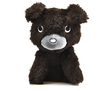Dog Days - Brown Dog Plush Toy With Squeaker (17cm)