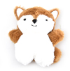 Dog Days - Fox Plush Toy With Squeaker (17cm)