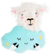Dog Days - Sheep On a Cloud Plush Toy With Squeaker (19cm)