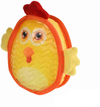 Dog Days - Chick TPR Plush Toy With Squeaker (15cm)