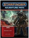 Starfinder - Adventure Path - Devestation Ark 3/3 - Dominion's End (Role Playing Game)