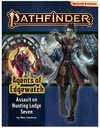 Pathfinder [Second Edition] - Agents of Edgewatch 4/6 - Assault on Hunting Lodge Seven (Role Playing Game)