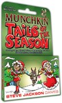 Munchkin - Tails of the Season Expansion (Card Game)
