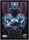The Upper Deck Company - Card Sleeves - Matte Black Panther (65 Sleeves)