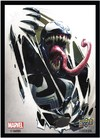 The Upper Deck Company - Card Sleeves - Matte Venom (65 Sleeves)
