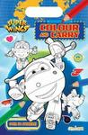 Super Wings Colouring & Carry (Paperback)
