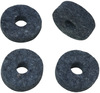 Dixon PAWS9B/4HP Felt Washer For Cymbal Stand (4 pack)