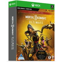 Mortal Kombat 11 - Ultimate Edition Limited Steelbook (Xbox Series X / Xbox One)