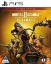 Mortal Kombat 11 - Ultimate Edition - Limited Steelbook (PS5)