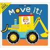 Move It! - Roger Priddy (Board Book)