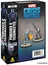 Marvel Crisis Protocol - Punisher and Taskmaster Expansion (Miniatures)