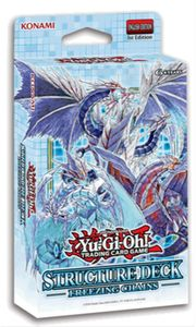 Yu-Gi-Oh! - Structure Deck: Freezing Chains (Trading Card Game) - Cover