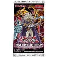 Yu-Gi-Oh! - Legendary Duelists - Rage of Ra SIngle Booster (Trading Card Game)