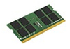 Kingston Technology KVR29S21S8/16 DDR4 Notebook SO-DIMM 16GB ValueRAM 2933 (pc4-23400) single rank x8 CL21 - 260pin 1.2V Memory Module - Retail pack