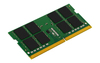 Kingston Technology KVR29S21D8/32 DDR4 Notebook SO-DIMM 32GB ValueRAM 2933 (pc4-23400) CL21 - 260pin 1.2V Memory Module - Retail pack