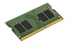 Kingston Technology KVR29S21S6/4 DDR4 Notebook SO-DIMM 4GB ValueRAM 2933 (pc4-23400) single rank x6 CL21 - 260pin 1.2V Memory Module - Retail pack