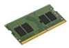Kingston Technology KVR29S21S6/8 DDR4 Notebook SO-DIMM 8GB ValueRAM 2933 (pc4-23400) single rank x6 CL21 - 260pin 1.2V Memory Module - Retail pack