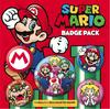 Super Mario - Mario Badge Pack