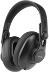 AKG K361-BT 50mm Over-Ear Closed-Back Foldable Studio Headphones with Bluetooth