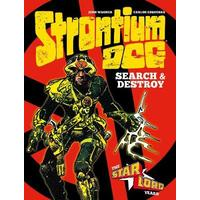 Strontium Dog Search & Destroy : the Starlord Years - John Wagner (Hardcover)