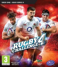 Rugby Challenge 4 (Xbox One / Xbox Series X)