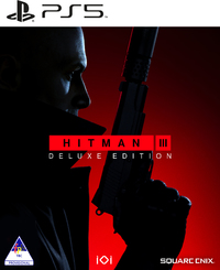 Hitman III - Deluxe Edition (PS5) - Cover