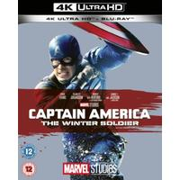 Captain America: The Winter Soldier (4K Ultra HD + Blu-ray)