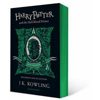 Harry Potter and the Half-Blood Prince - Slytherin Edition - J.K. Rowling (Paperback)