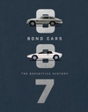 Bond Cars : the Definitive History - Jason Barlow (Hardcover)