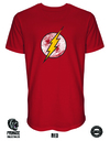 DC Flash Men's T-Shirt - Red (X-Large)