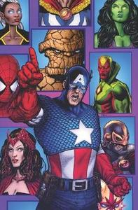 Empyre: Avengers - Jim Zub (Paperback) - Cover