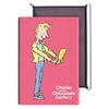 Roald Dahl - Charlie and the Chocolate Factory Charlie & Golden Ticket Magnet
