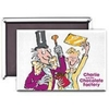 Roald Dahl - Charlie and the Chocolate Factory Willy & Charlie Magnet