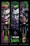 Batman: The Three Jokers - Geoff Johns (Hardcover)