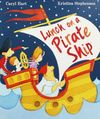 Lunch On a Pirate Ship - Caryl Hart (Paperback)