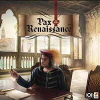 Pax Renaissance [2nd Edition] (Board Game)